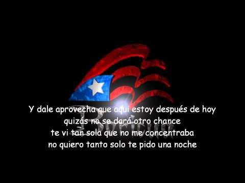 Letra Lyrics @ Daddy Yankee ft Nova & Jory - Aprovecha (ORIGINAL)