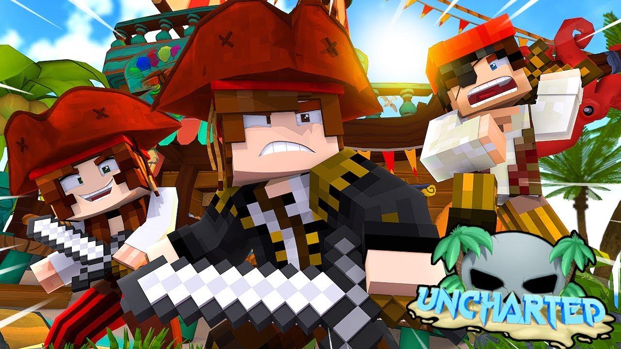 майнкрафт пираты #10