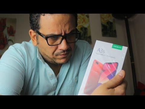 Oppo A3s Unboxing - كان فاضل علي الحلو تكه