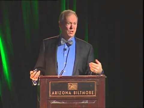William McDonough at Waste Management's 2013 Sustainability Forum