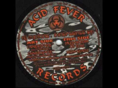 Acid Fever Records   MDMA 9613   DJ Cyclone – Innersense EP   Mushroom Of Fire
