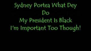 Young Jeezy ft. Nas - My President Is Black [ LYRICS ]