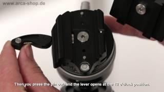 ARCA Swiss Quick Set Devices