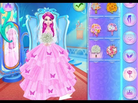 Best Games For Kids - Ice Princess  Fun Colors Play Dress Up, Makeup & Cake Design Games For Girls