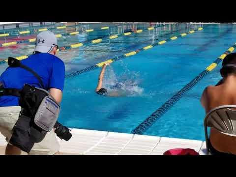 2017 AZ Special Olympics Regional Alex 200M Backstroke