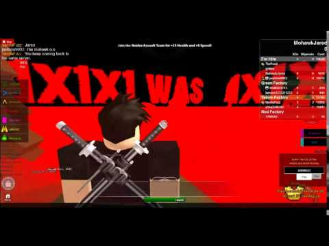 Roblox Moments 1x1x1x1 Has Return And Hacked A Server 2014