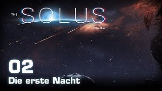The Solus Project [02] [Die erste Nacht] [Twitch Gameplay Let's Play Deutsch German] thumbnail