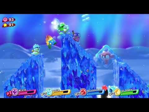 Kirby Star Allies #6 Fighting for Freedom