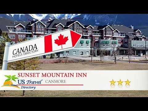 Sunset Mountain Inn - Canmore Hotels, Canada