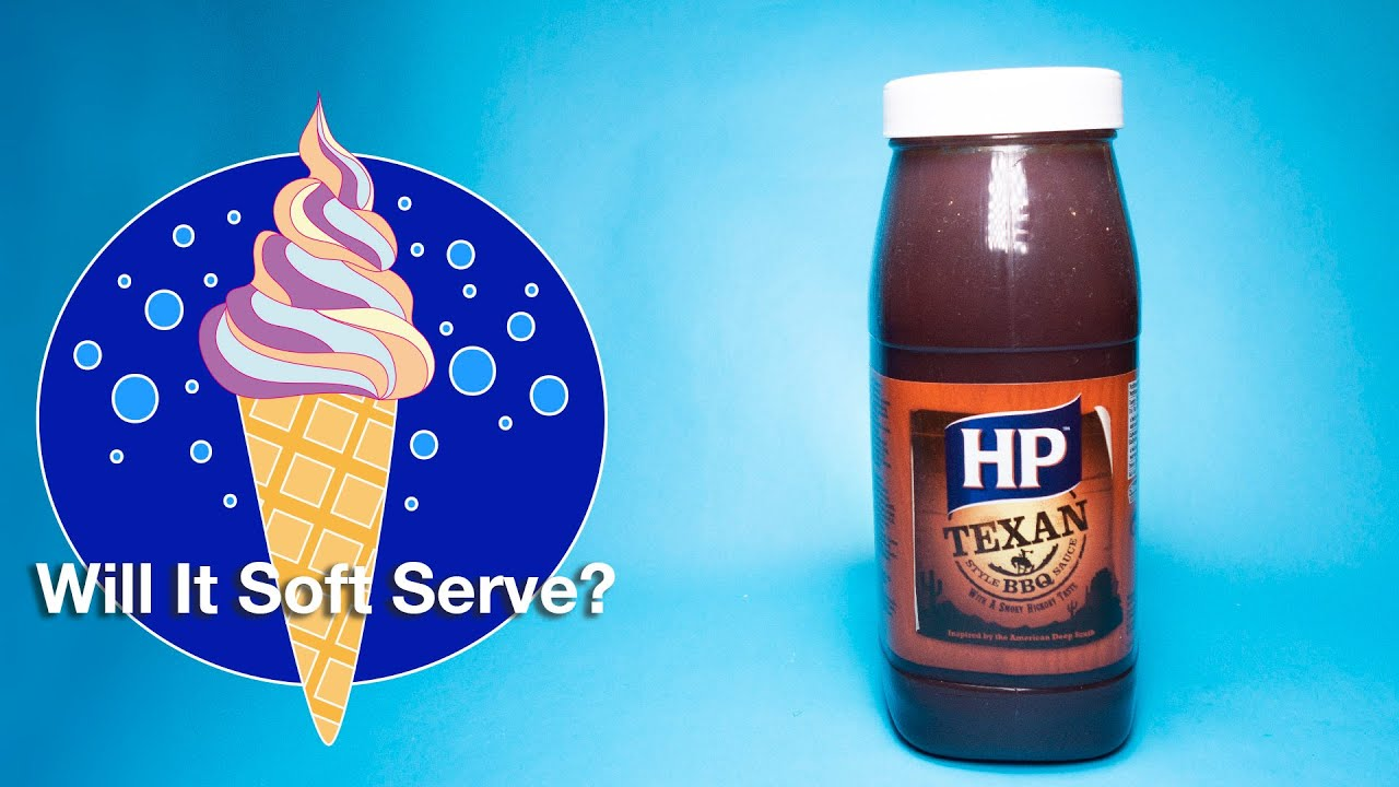 BBQ Sauce - Will It Soft Serve?