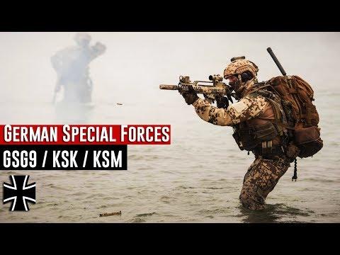 German Special Forces 2018 • GSG9 / KSK / KSM
