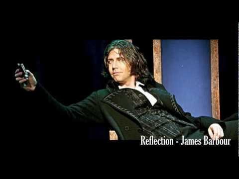 Reflection - James Barbour (With Lyrics & French Translation)