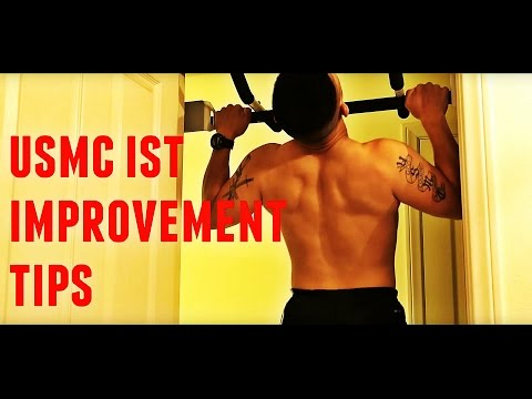 Body Vlogs#1|Tips to Majorly Improve the Marine's IST