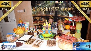 İyi ki doğdun SEYİT  1 yaşında  FOTO VIDEO.SUNAI BOSA BOSA SLIVEN TEL 0896244365
