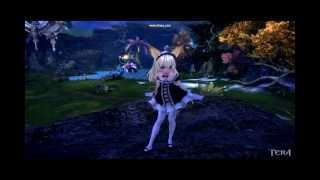 TERA The Exiled Realm of Arborea Elin maid costume