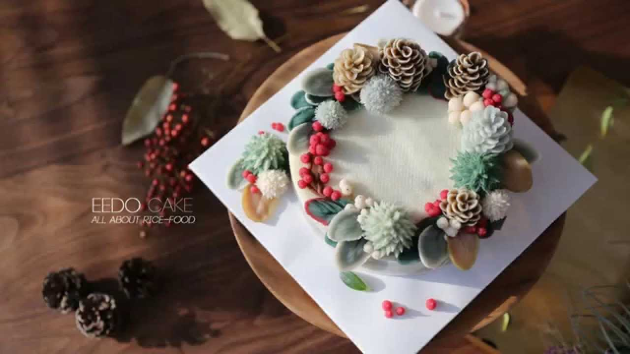 How to make christmas cake - How To Make Christmas Cake 33