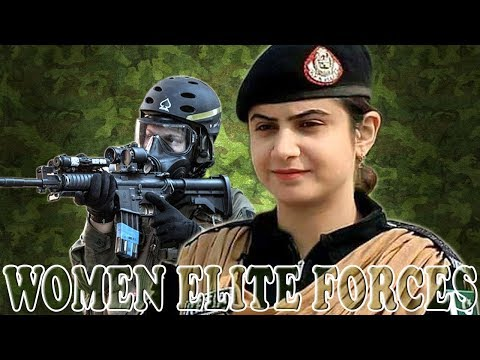 WOMEN SPECIAL FORCES: Top 10 Countries With Most  Attractive   Women Special Forces  In The World  ✔