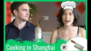 Learning to Cook in Shanghai (15 Minute Elementary Dialogue)