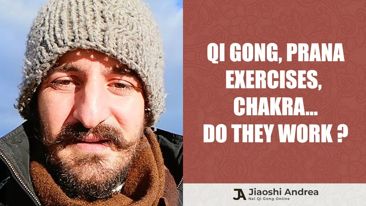 Qi Gong Exercises, Prana Therapy, Chakras...Are they effective?