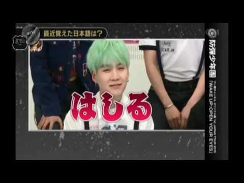 [ENG SUB] BTS TV ASAHI JAPAN Interview