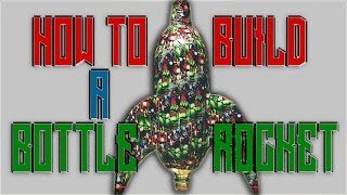 How to Build a Bottle Rocket