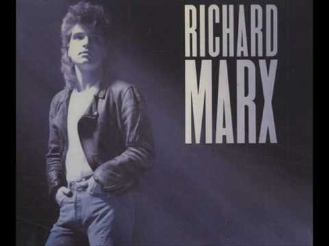 Richard Marx - Hazard (With Lyrics)