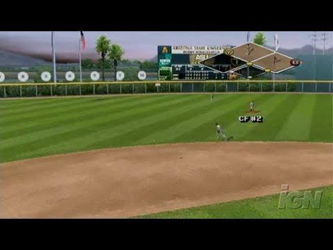 MVP 06 NCAA Baseball PlayStation 2 Review - Video Review