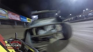 World of Outlaws On-Board: Jamie Veal | Eldora Speedway | May 9th, 2015