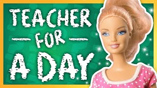 Barbie - Teacher for a Day