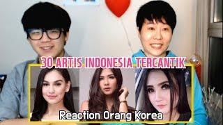 REAKSI ANAK SMA KOREA YANG POLOS MELIHAT ARTIS INDONESIA TERCANTIK MP3