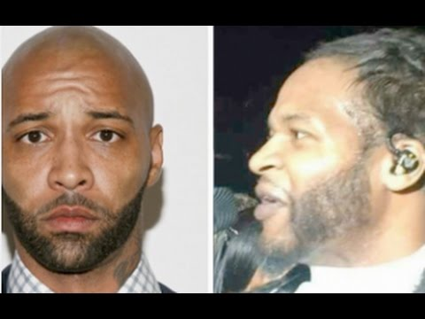 Jaheim Hit With GAY Allegations That He And Rapper JOE BUDDEN Used To Be GAY LOVERS!