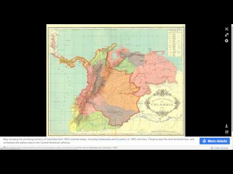 A Brief Political History of Colombia