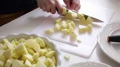 Kaura-omenapaistos