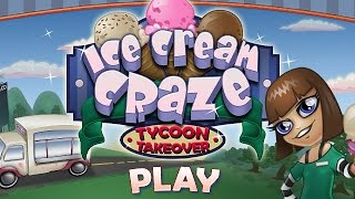 Ice Cream Craze: Tycoon Takeover Trailer