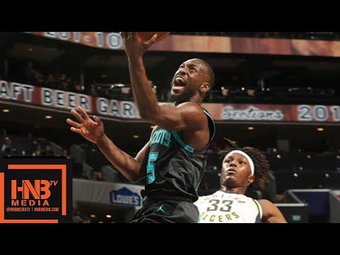 Charlotte Hornets vs Indiana Pacers Full Game Highlights | 11.21.2018, NBA Season