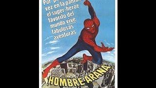 Spider-Man El Hombre Araña (1977): Completa, Castellano