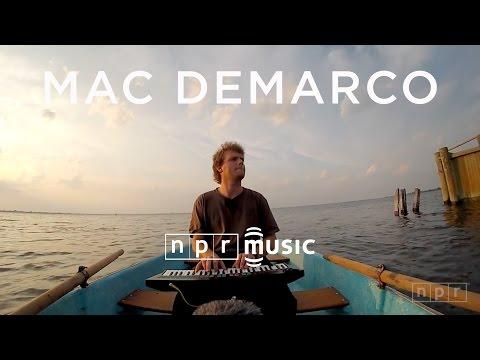 Mac Demarco: NPR Music Field Recordings