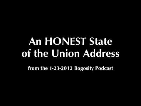 An HONEST State of the Union Address