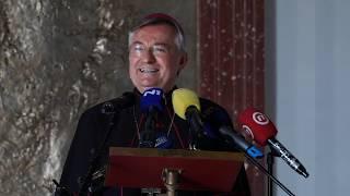 Obraćanje Splitsko-makarskog nadbiskupa mons. Marina Barišića (UŽIVO)