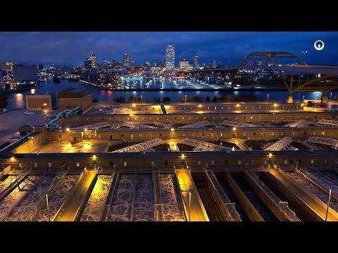 Veolia - Milwaukee, Valoriser les eaux usées en engrais