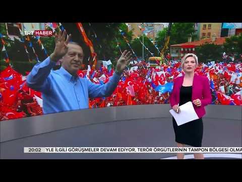 TRT Haber Ana Haber Bülteni 04.02.2019