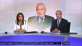وفاة الكاتب الصحفي المصري محمد حسنين هيكل