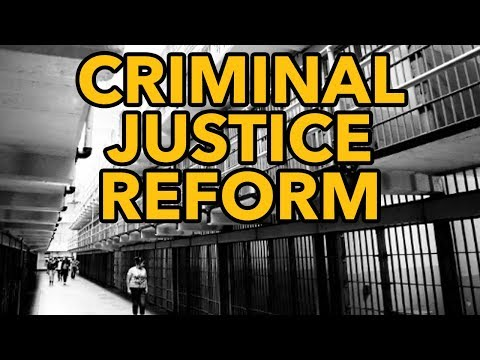 Trump's Criminal Justice Reform Act Is a Meaningless Smoke Screen (Pt 1/3)