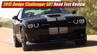 Dodge Challenger SRT 2015 Videos