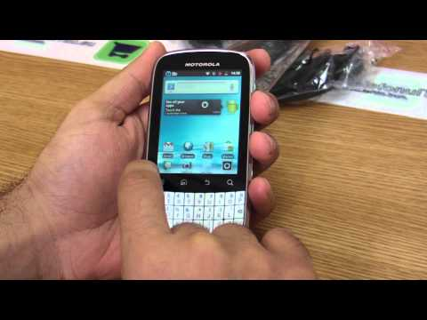 Motorola FIRE XT311 review HD ( in Romana ) - www.TelefonulTau.eu -