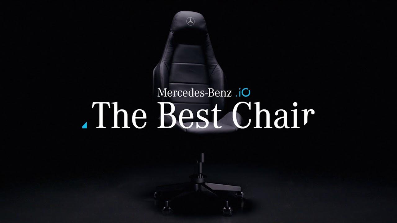 Mercedes Benz Io The Best Chair PT