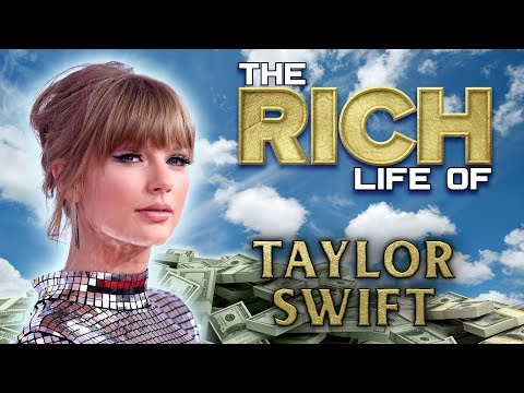 Taylor Swift | The Rich Life | FORBES 2019 ( Cars, Mansions & More )