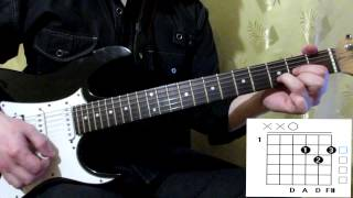Green day Last night on earth how to play cover guitar lesson