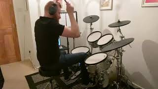 How To Play The Power Of Love by Huey Lewis On Drums: Note-For-Note Cover