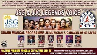 JJC & JSG LEGENDS VOICE PROGRAME BY JJC NORTHEAST,CHEMBUR,NORTHWEST,GEMJAGDUSHA,ROYAYL JAGDUSHA, ...